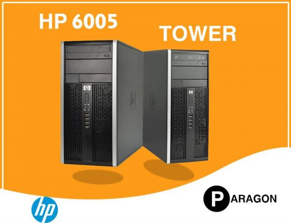 Case Hp 6005 Tower